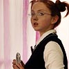 havocthecat: polly (red-haired geek with glasses) from st trinian's (st trinians polly geek)