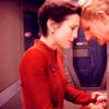 o_saya: (Odo and Kira)