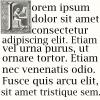 lingopickers_club: The opening words of 'Lorem ipsum...' with majuscule L (lorem ipsum)