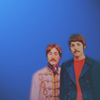 bossymarmalade: lennon and mccartney on blue (in which doris gets her oats)