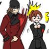 busstopsign: (Group - Minako hit)
