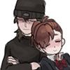 busstopsign: (Group - Minako sleeping)