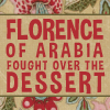 "the_school_of_philosophy: A text icon sating ""Florence of Arabia fought over the desert"" (pic#4224048)"