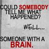 batgurl88: (Someone with a brain)