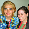 dancinbutterfly: (*Icons with my face - Gerard)