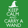 peculiarcolour: (keep calm and carry a wand)