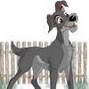 topdog: (tramp-fence smile)