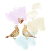 evergreenelk: (lovebirds)