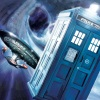 beatrice_otter: Enterprise-D and the TARDIS (Crossover)