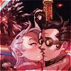 scarlet: (FOTW - Kiss)