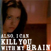 nova: (firefly: kill you with my brain)