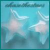 nova: (stars blue)