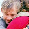 sekitou: lost -- charlie hugging hurley (lostcharliehurley)