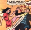 candidevoltaire: Mary Marvel's dance lesson (dance)