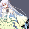 idek: White Alice from Pandora Hearts (Pandora Hearts → White Alice)