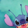 chatona: (stitch: happiness is easy)