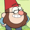 geffbeff: geoff the gnome from gravity falls (geoff the gnome)