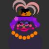majoline: picture of Majoline, mother of Bon Mucho in Loco Roco 2 (Default)