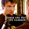 horreurs: (tv: dr horrible: not the hammer)