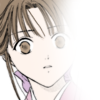 lifeisbrief: shocked Takiko fading from view (/ The female cannonball)
