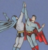 ext_398513: (batman, duh, high-five, man lovin, superman)