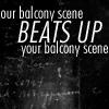 iceblitz: (balcony scene)