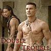 devilc: Crixus&Barca (Double Trouble)