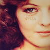 Lynn (and/or Settiai): Nyssa -- isiscaughey