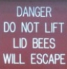 "tim: ""Bees may escape"" (bees)"