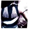 therisingsun: FFVIII, Rinoa, feathers (Feathers)