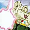 caiusmajor: Transformers G1: Megatron's energy flail (Megatron flail)