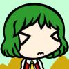 justaflowergirl: Confused Yuka (Confused Yuka)