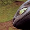 teefless: looking back, slit pupil (Stop la la la la la la la)