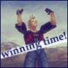 myfinalheaven: FFVIII, Zell, winning! (Winnar!)