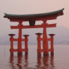 j_rant: Look, it's that same torii picture every fool uses! (torii)