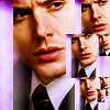 alcibiades: (Purple Dean)