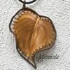 a_passer_by: Polymerclay leaf made by me (polymerclay_leaf)