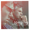paian: Daniel and Jack, caption 'longing' (jd longing by tenshinya)