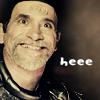 paian: Bra'tac laughing, caption 'heee' (bra'tac heee by cala_jane)