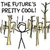 trouble: XKCD: The future's pretty cool! (future)