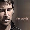 paian: John Sheppard, caption 'no words' (sheppard no words by paxm)