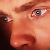 paian: Close-up of Daniel's eyes (daniel eyes)