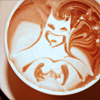 samwise: Batman (Stock → Bat-Coffee)