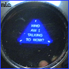 kaleidoscope_eyes: Freudian Therapy Ball (like a Magic 8 ball) with: Who am I talking to now? (Therapy Ball-who?)