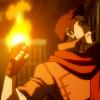 delphi: Screenshot of Mako firebending. (mako)