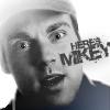 hsapiens: (Michael Shanks -- Here's Mikey!)