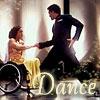 """aris_tgd: Wheelchair Ballroom, text: """"Dance"""" (dance)"""