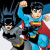 brownbetty: girl!Superman and girl!Batman (worlds finest)