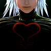 xnera: Icon of Riku from Kingdom Hearts, in Heartless attire. (dark riku)