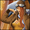 kaizoku: steampunk pilot lady (01)
